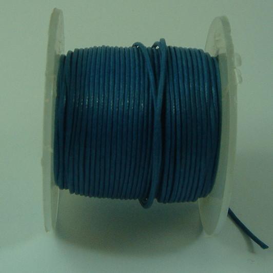 Baumwollkordel königsblau
