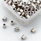 Quetschröhrchen Echt Silber