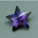 Kristallstern crystal Heliotrope