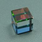 Kristallwürfel crystal Vitrail Medium