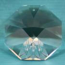 Achteck kristall