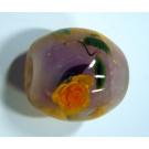 Satakeglasperle rose