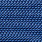 Perlseide blau