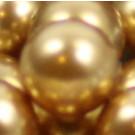 Wachsperlen bright gold