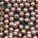 Crystal Pearls bronze