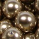 Crystal Pearls bronze