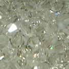 Doppelkegel crystal Silvershade