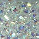 Doppelkegel 3mm crystal AB2x