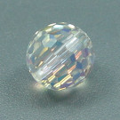 Feinschliffperle crystal AB