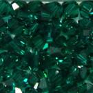 Doppelkegel emerald