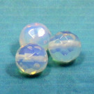 Glasschliffperlen perlmutt