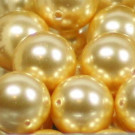 Crystal Pearls gold