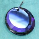 Scheibchen crystal Heliotrope