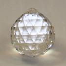 Strass-Kugel crystal Feinschliff