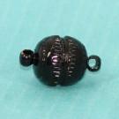 Magnetkugelverschluss schwarz