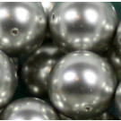 Crystal Pearls light grey