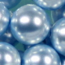 Crystal Pearls light blue