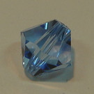 Doppelkegel light sapphire