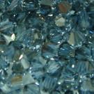 Doppelkegel light sapphire Satin
