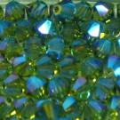Doppelkegel olivine AB2x