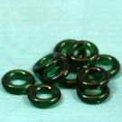 Glasringe emerald