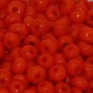 Rocaille opak orange