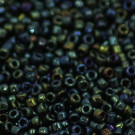 Minirocaille scarabe/grün