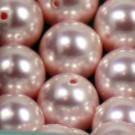 Crystal Pearls rosaline