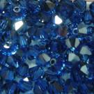 Doppelkegel sapphire Satin