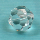 Behangperle 20mm crystal