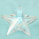 Kristallstern 40mm crystal