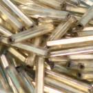Glasstifte kristall Silbereinzug