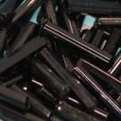 Glasstifte opak schwarz
