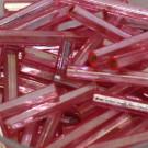 Glasstifte 16mm rosa Silbereinzug Grammpreis