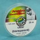 Stretchband transparent Spule