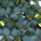 Doppelkegel White Opal Starshine